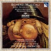 Play & Download Biber / Schmelzer / Walther: Scherzi Musicali by Musica Antiqua Köln | Napster