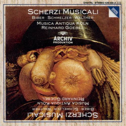 Play & Download Biber / Schmelzer / Walther: Scherzi Musicali by Musica Antiqua Köln | Napster