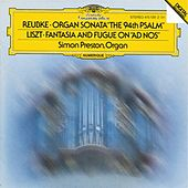 Play & Download Reubke: The 94th Psalm / Liszt: Fantasy and Fugue on