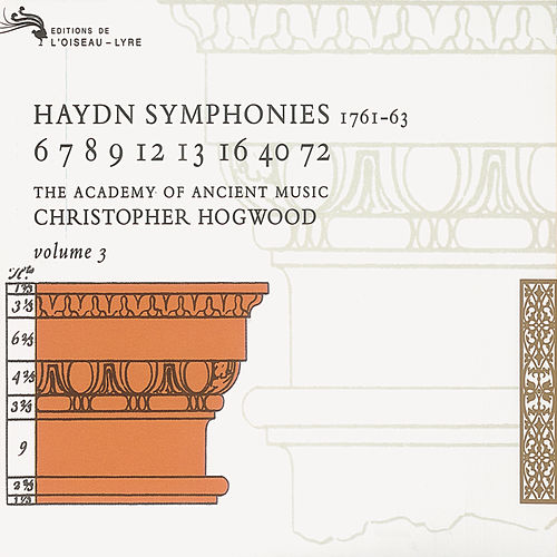 Play & Download Haydn: Symphonies Vol.3 by The Academy Of Ancient Music | Napster