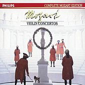 Mozart: The Violin Concertos (4 CDs, Vol.8 of 45) by Various Artists