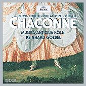 Play & Download Chaconne by Musica Antiqua Köln | Napster