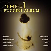 The # 1 Puccini Album by Various Artists