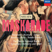 Play & Download Nielsen: Maskarade by Various Artists | Napster