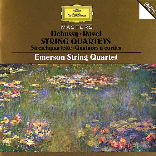 Play & Download Debussy / Ravel: String Quartets by Emerson String Quartet | Napster