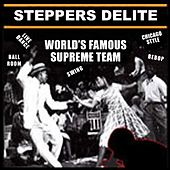 Play & Download Hey DJ Steppers Delite by World Famous Supreme Team | Napster