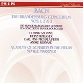 Bach, J.S.: Brandenburg Concertos Nos.1,2 & 3 by Various Artists