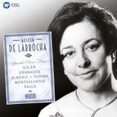 Icon: Alicia De Larrocha by Alicia De Larrocha