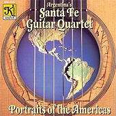 Play & Download Copland: 3 Latin American Sketches (Excerpts) / Piazzolla: 3 Modern Tangos / 2 Seasons by Santa Fe Guitar Quartet | Napster