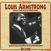Play & Download Sings And Plays The Blues by Louis Armstrong | Napster