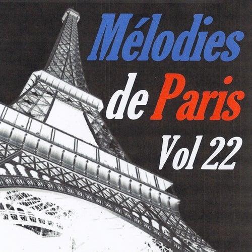 Mélodies de Paris, vol. 22 by Various Artists