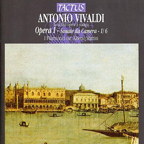 Play & Download Vivaldi: Opera I - Sonate da Camera - 1/6 by I Filarmonici | Napster