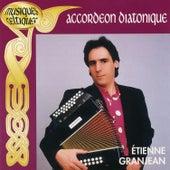 Accordéon Diatonique- Collection Musiques Celtiques (15 Morceaux Instrumentaux) by Etienne Grandjean