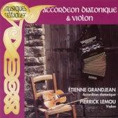 Accordéon Diatonique Et Violon - Collection Musiques Celtiques (15 Morceaux Instrumentaux) by Etienne Grandjean
