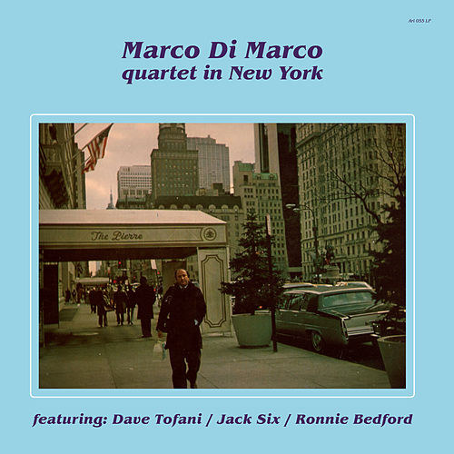 Quartet In New York By Marco Di