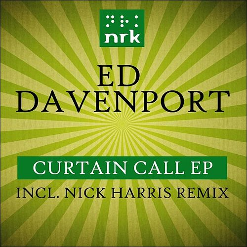 Curtain Call EP by Ed Davenport