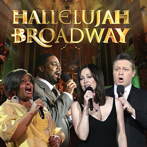 Hallelujah Broadway by Various Artists