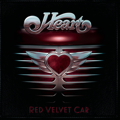 Red Velvet Car by Heart