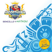 Play & Download Sencillo Y Natural by La Incontenible Banda Astilleros | Napster