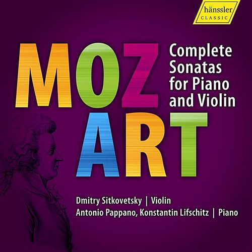 Play & Download Mozart: Complete Sonatas for Piano and Violin by Various Artists | Napster