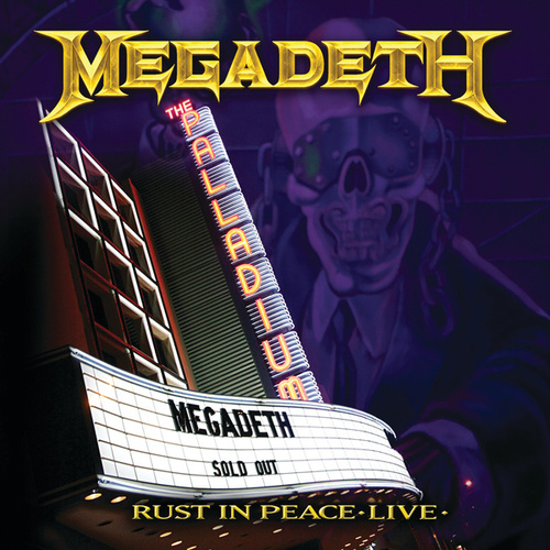 Play & Download Rust In Peace Live by Megadeth | Napster