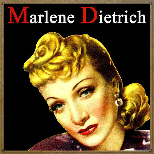 Vintage Music No. 122 - LP: Marlene Dietrich von Various Artists