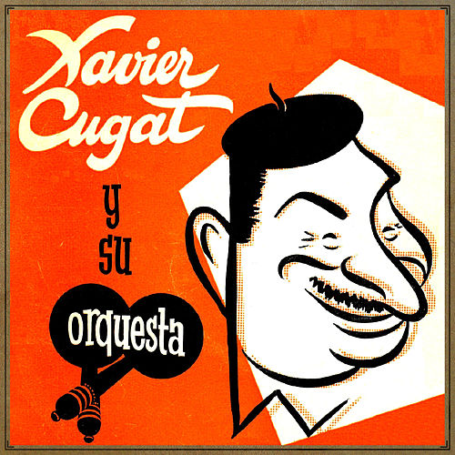 Vintage Dance Orchestra No. 197 - LP: Cugat For Dancing by His Orchestra