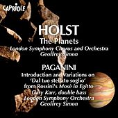 Holst, G.: Planets (The) by Various Artists