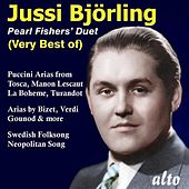 Play & Download The Very Best of Jussi Björling - Pearl Fisher's Duet by Jussi Björling | Napster