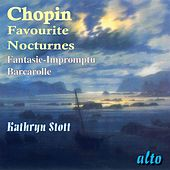 Chopin: Favorite Nocturnes & more by Kathryn Stott