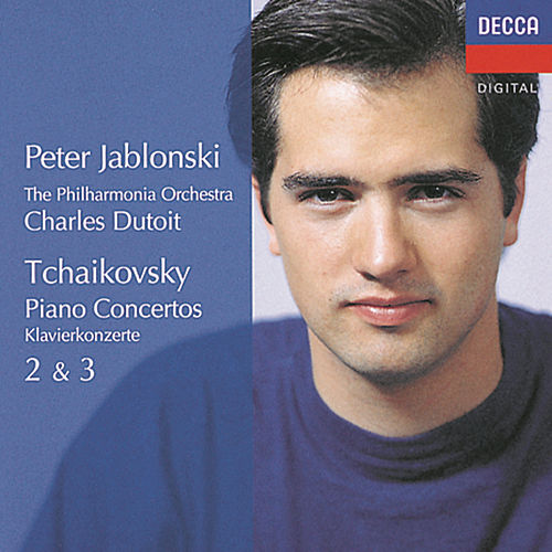 Play & Download Tchaikovsky: Piano Concertos Nos.2 & 3 by Peter Jablonski | Napster