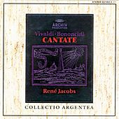 Play & Download Vivaldi: Cantate Italiane / Bononcini: Cantate Pastorali by René Jacobs | Napster