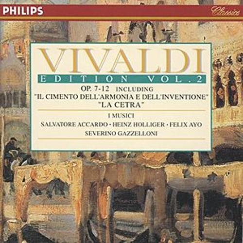 Play & Download Vivaldi Edition Vol.2 - Op.7-12 by Various Artists | Napster