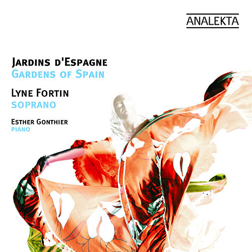 Gardens of Spain by Lyne Fortin