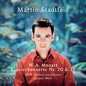 Play & Download W. A. Mozart: Klavierkonzerte 20 & 24 by Martin Stadtfeld | Napster