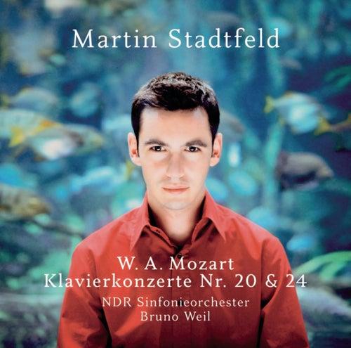 W. A. Mozart: Klavierkonzerte 20 & 24 by Martin Stadtfeld