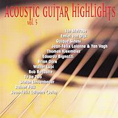 Acoustic Guitar Highlights, Vol. 5 by Various Artists