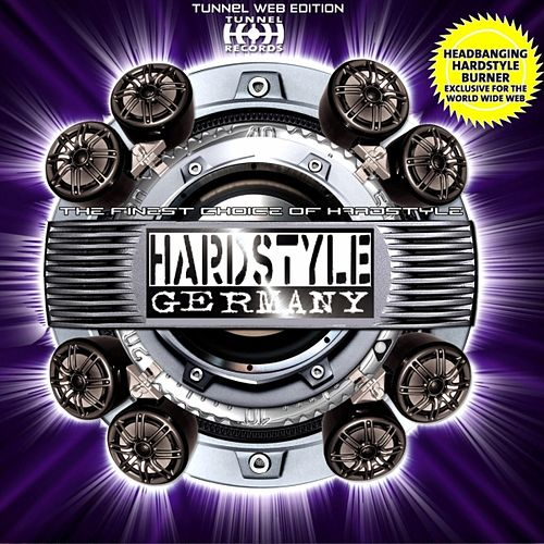 Hardstyle Germany Vol.4 Download Edition by Various Artists