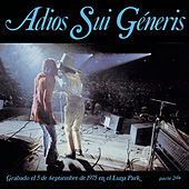 Play & Download Adios Sui Generis Vol. II by Sui Generis | Napster