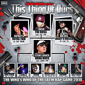 The Who's Who Of The Latin Game 2010 by Various Artists