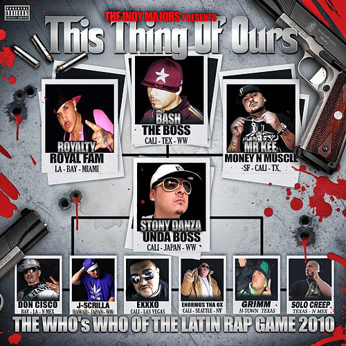 Play & Download The Who's Who Of The Latin Game 2010 by Various Artists | Napster
