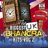 The Biggest UK Bhangra Hits Vol 2 by Various Artists