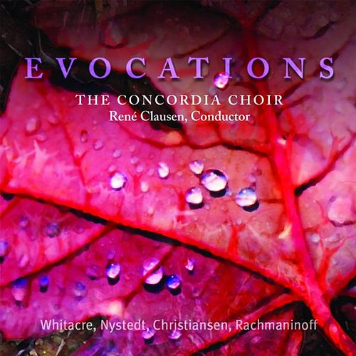 Play & Download Evocations by Concordia Choir | Napster
