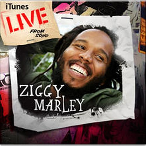 Play & Download Itunes Live from Soho - EP by Ziggy Marley | Napster