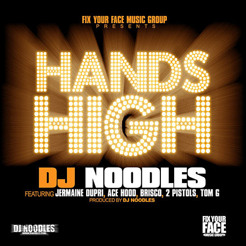 Play & Download Hands High by DJ Noodles | Napster