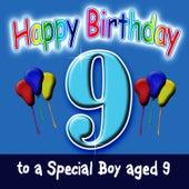 Happy Birthday (Boy Age 9) by Andy Green