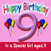 Play & Download Happy Birthday (Girl Age 9) by Andy Green | Napster