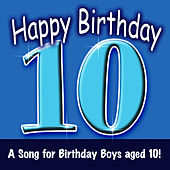 Play & Download Happy Birthday (Boy Age 10) by Andy Green | Napster