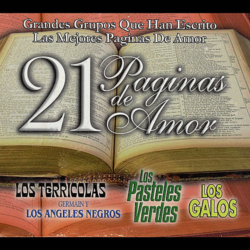 Play & Download 21 Paginas de Amor by Various Artists | Napster