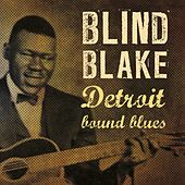 Detroit Bound Blues by Various Artists